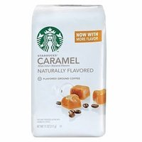 Starbucks Coffee Natural Fusions Flavored Ground Coffee
