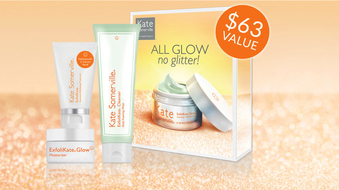 FREE All Glow No Glitter Kit!