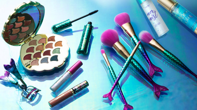 tarte's New Mermaid Collection Is Here!