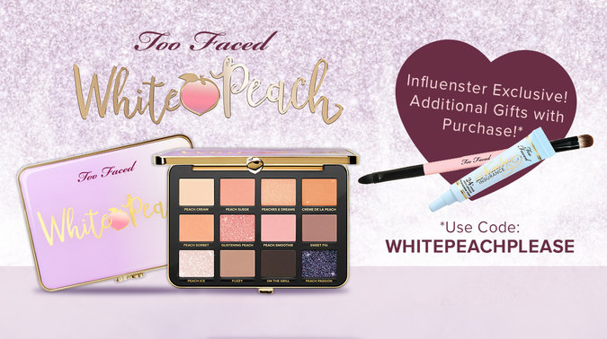 Go Peach Crazy with this Influenster Exclusive Deal!