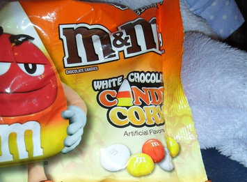 Photo of M&M's White Chocolate Candy Corn uploaded by Erika S.
