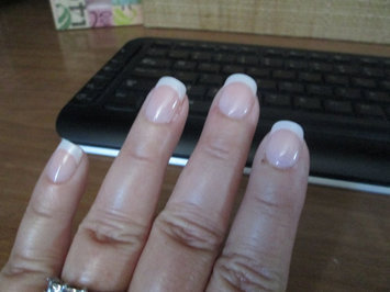 Kiss Everlasting French Pearl French Tip Nails Real Short Length - 28 CT uploaded by Cheryl T.