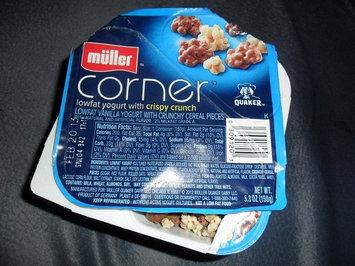 Muller® Corner Lowfat Vanilla Yogurt with Crunchy Granola uploaded by Erika S.