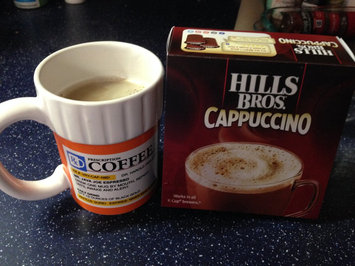 Photo of Hills Bros. Cappuccino Single Serve Cups, French Vanilla uploaded by diane w.