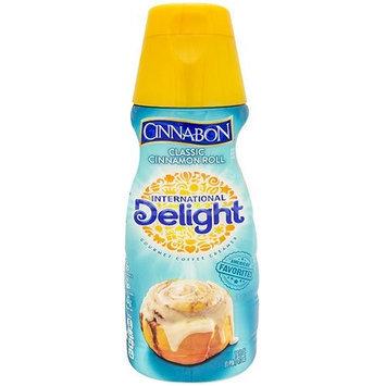 International Delight Gourmet Coffee Creamer Cinnabon uploaded by Dusty K.
