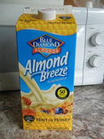 Almond Breeze® Almondmilk Hint Of Honey uploaded by Erika S.