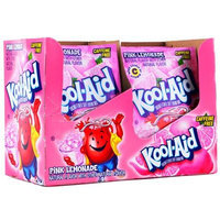 Kool-Aid Pink Lemonade Unsweetened Drink Mix uploaded by Deya W.