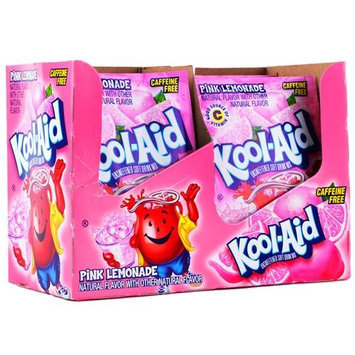 Photo of Kool-Aid Pink Lemonade Unsweetened Drink Mix uploaded by Deya W.