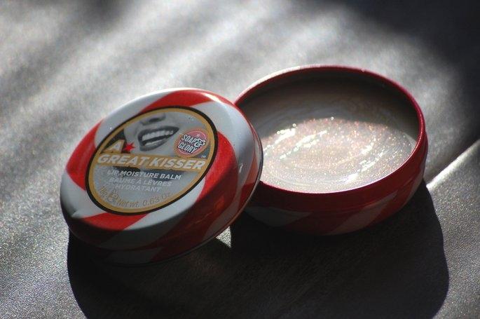 Soap & Glory A Great Kisser(TM) Lip Moisture Balm Vanilla Bean 0.63 oz uploaded by Julie J.