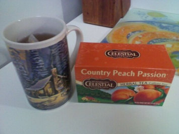 Photo of Celestial Seasonings® Fruit Sampler Herbal Tea Caffeine Free uploaded by Jameisha M.