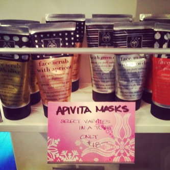 Photo of Apivita Express Beauty Mask With Pomegranate 12 x 0.28 oz applications uploaded by Megan M.