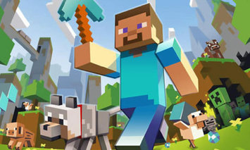 Photo of Minecraft uploaded by Ana H.