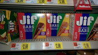 Jif™ Bars Peanut Butter Chocolate Flavored Granola Bars 5-1.4 oz. Bars uploaded by Amanda H.