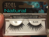 Ardell Fashion Lashes Natural - 106 Black uploaded by Nikki K.
