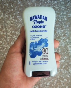 Photo of Hawaiian Tropic Lotion Sunscreen uploaded by Crisnelly N.