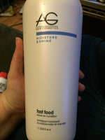 AG Hair Fast Food Leave On Conditioner, 33.8 Fluid Ounce uploaded by Nikki K.