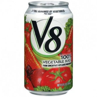 Photo of V8 100% Vegetable Juice Original uploaded by Kristi L.