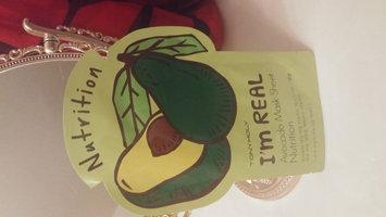 Tony Moly - I'm Real Avocado Mask Sheet (Nutrition) 10 pcs uploaded by Shellby F.