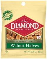 Diamond of California® Walnut Halves 2.25 oz. Bag uploaded by Amelia W.