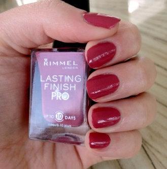 Rimmel Lasting Finish Pro Nail Enamel uploaded by Candice R.