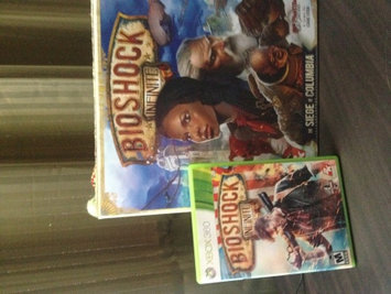 Photo of 2K Games BioShock Infinite (Xbox 360) uploaded by allison c.