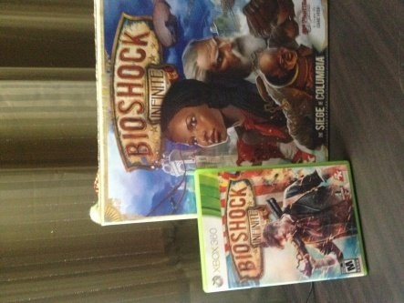 2K Games BioShock Infinite (Xbox 360) uploaded by allison c.