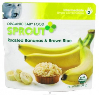 Photo of Sprout Sweet Baby Carrots Organic Baby Food uploaded by Saray M.