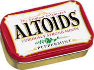 Photo of Altoids Curiously Strong Cinnamon Mints uploaded by Connie F.