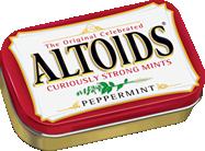 Altoids Cinnamon Mints uploaded by Connie F.