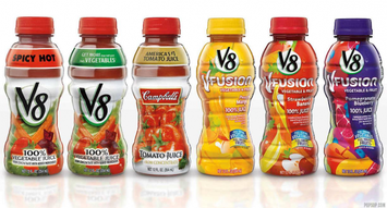 Photo of V8 100% Vegetable Juice Original uploaded by Heather S.