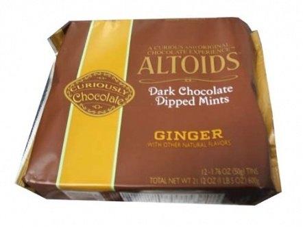 Altoids Cinnamon Mints uploaded by Shannon M.