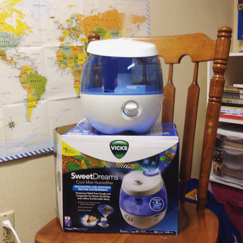 Photo of Vicks® Sweet Dreams Cool Mist Humidifier uploaded by Branson M.