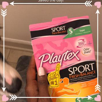 Playtex® Sport® Fresh Balance™ uploaded by Aisha K.