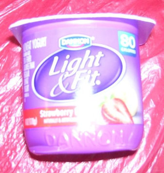 Photo of Light & Fit Strawberry-Banana/Vanilla/Blackberry 4 Oz Light & Fit Nonfat Yogurt 12 Ct Cups uploaded by ANNE F.