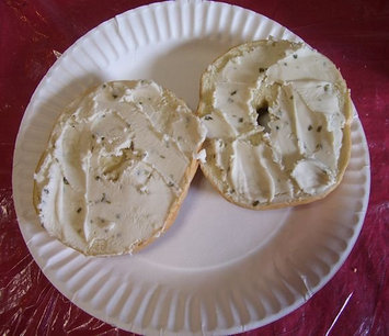 GO Veggie! Dairy Free Cream Cheese Alternative Chive & Garlic uploaded by ANNE F.