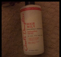 Carol's Daughter Hair Milk Nourishing and Conditioning Refresher Spray uploaded by Kiara M.