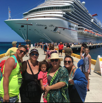 Carnival Cruise Line uploaded by Melissa P.