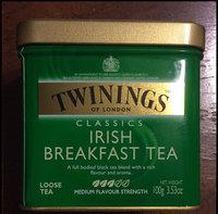 Twinings of London™ Classics Irish Breakfast Tea 3.53 oz. Tin uploaded by Karyn N.