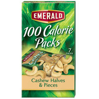 Emerald 100 Calorie Packs Cashew Halves & Pieces - 7 CT uploaded by Dawn P.