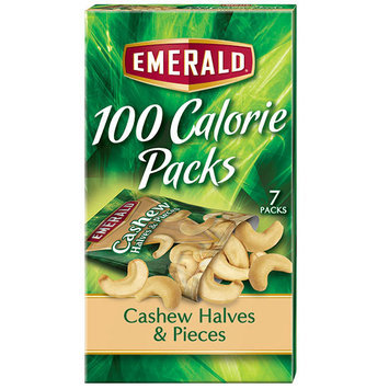 Photo of Emerald 100 Calorie Packs Cashew Halves & Pieces - 7 CT uploaded by Dawn P.