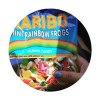 HARIBO Mini Rainbow Frogs Gummi Candy uploaded by Kate J.