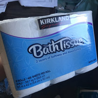 Kirkland Signature Embossed Bath Tissue, 30 Rolls, 425 Sheets Per Roll uploaded by Stacy S.