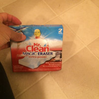 Mr. Clean Magic Eraser Foaming Bath Scrubber with Febreze Meadows and Rain uploaded by Wilka B.