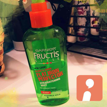 Garnier Fructis Style Sleek & Shine Flat Iron Perfector Straightening Mist 24 Hr Finish uploaded by Allison B.