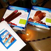 Weight Watchers Dark Chocolate Raspberry Ice Cream Bar uploaded by Violetta L.