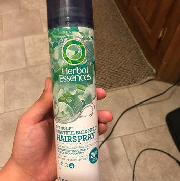 Herbal Essences Set Me Up Hairspray uploaded by Jennifer F.