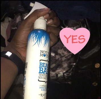 Photo of Not Your Mother's® Beach Babe® Texturizing Sea Salt Spray uploaded by Amber O.