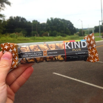 Kind Peanut Butter Dark Chocolate + Protein uploaded by Savanna H.