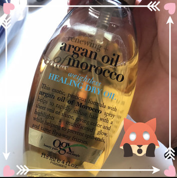 OGX® Argan Oil Of Morocco Weightless Healing Dry Oil uploaded by Ana M.