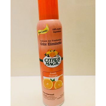Photo of Citrus Magic Odor Eliminating Air Freshener Fresh Orange uploaded by Brittany A.